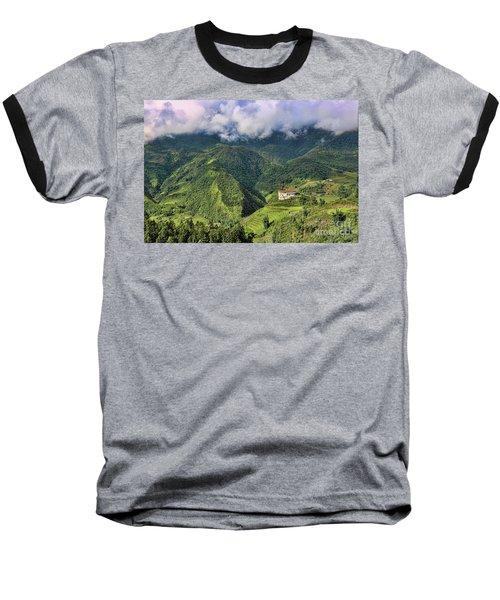Hilltop Sapa Baseball T-Shirt