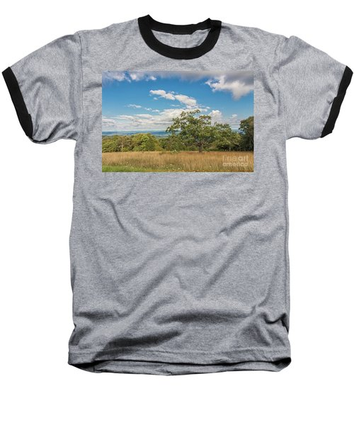 Hilltop Tree Baseball T-Shirt