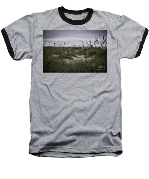Baseball T-Shirt featuring the photograph Hilton Head by Judy Wolinsky