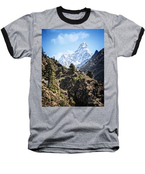 Himalaya Trail Baseball T-Shirt
