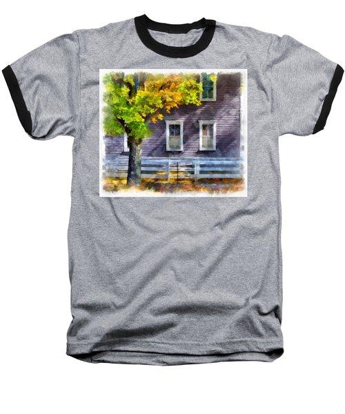 Hints Of Fall Baseball T-Shirt