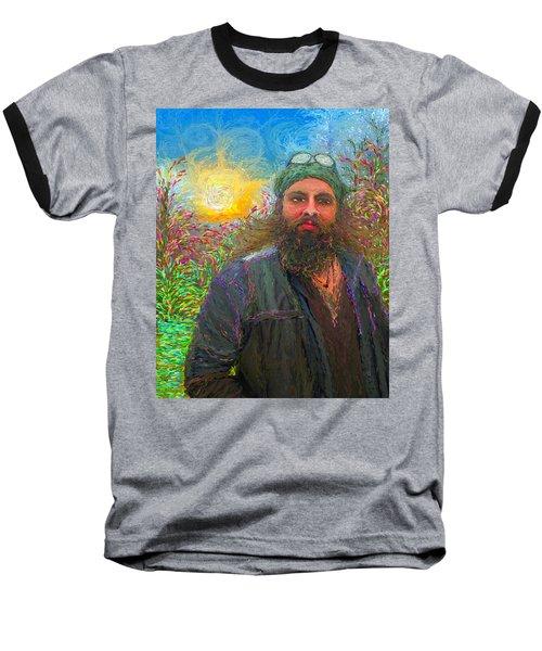 Hippie Mike Baseball T-Shirt