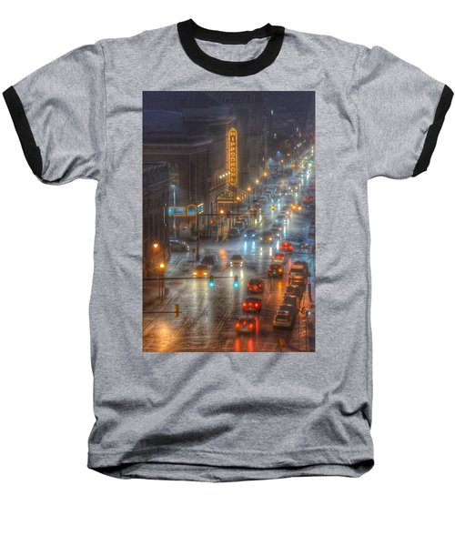 Hippodrome Theatre - Baltimore Baseball T-Shirt