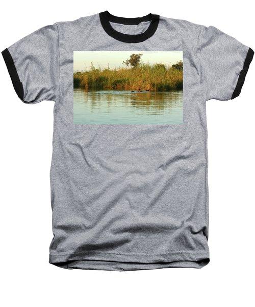 Hippos, South Africa Baseball T-Shirt