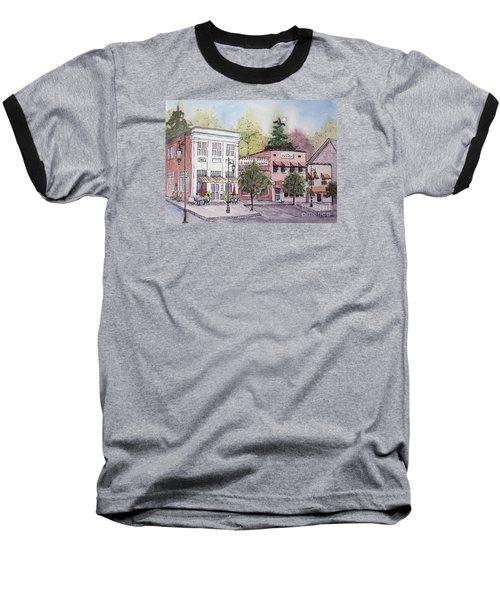 Historic Blue Ridge, Georgia Baseball T-Shirt