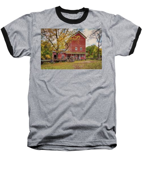Historic Bowens Mills Baseball T-Shirt