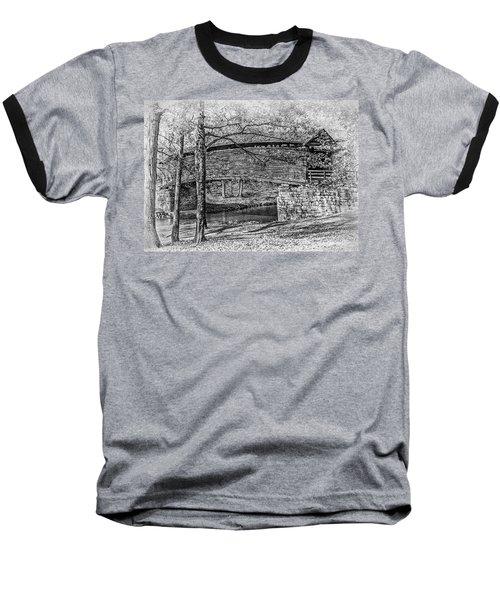 Historic Bridge Baseball T-Shirt