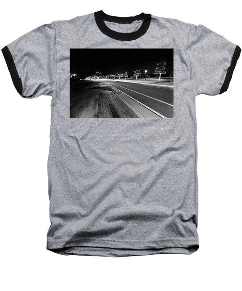 Historic Buford At Christmas Baseball T-Shirt