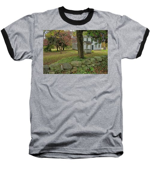 Historic Homestead Baseball T-Shirt