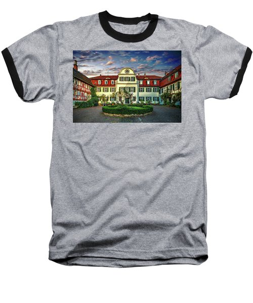 Historic Jestadt Castle Baseball T-Shirt
