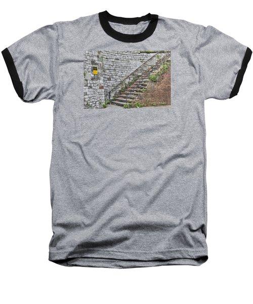 Historic Steps Baseball T-Shirt