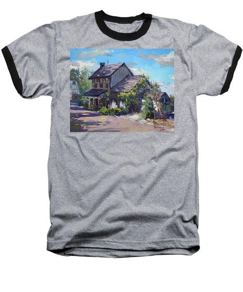 Historical House Ontario Baseball T-Shirt