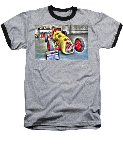 History Baseball T-Shirt by Josh Williams