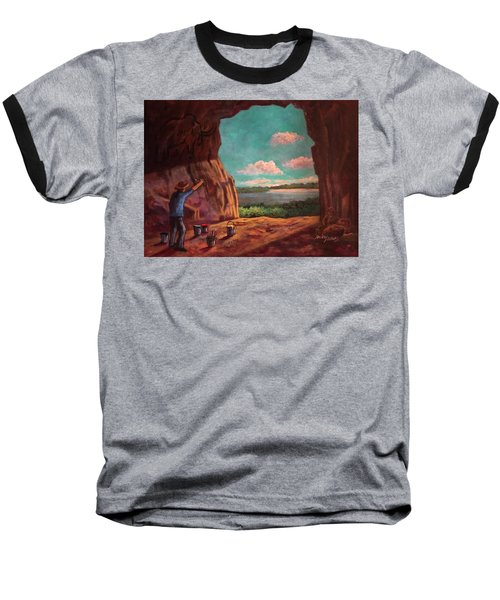 History Of Art Baseball T-Shirt