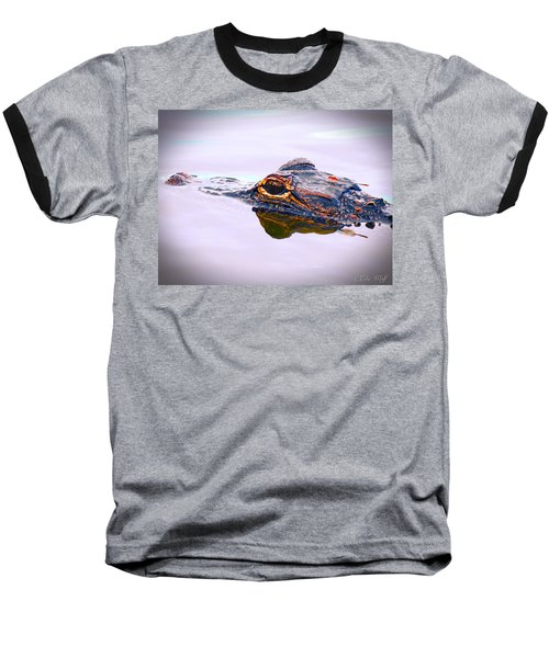 Hitchin A Ride Baseball T-Shirt