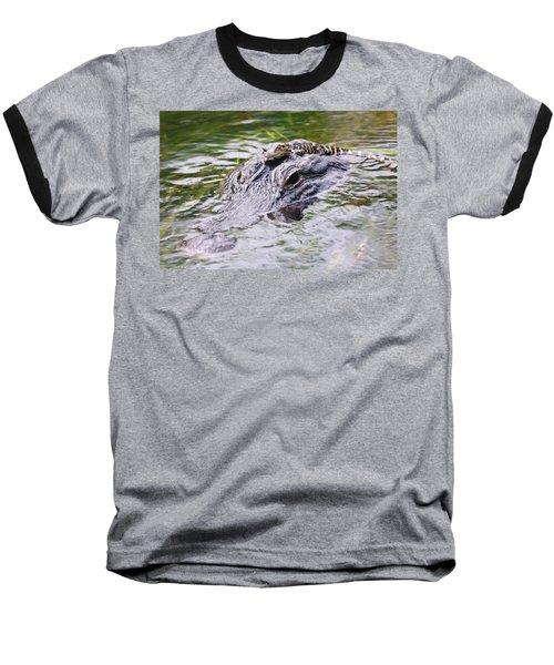 Hitchin' A Ride. Baseball T-Shirt