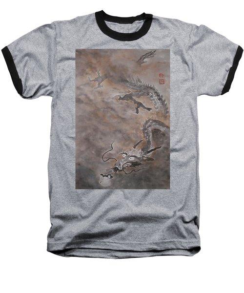 Hitofuki The Dragon Baseball T-Shirt
