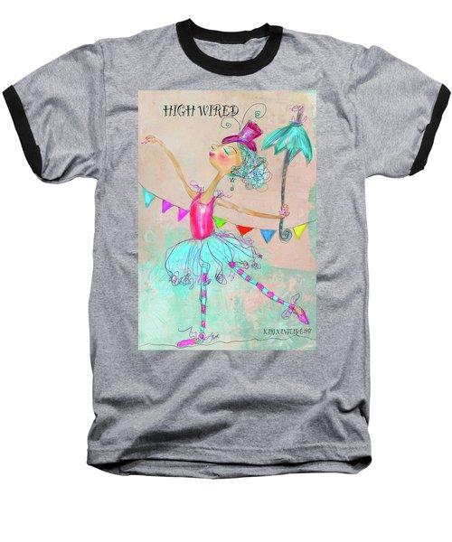 Hiwired Baseball T-Shirt