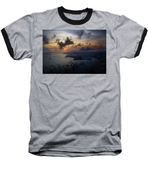 HK Baseball T-Shirt