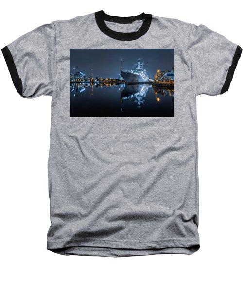 Hms Westminster Baseball T-Shirt