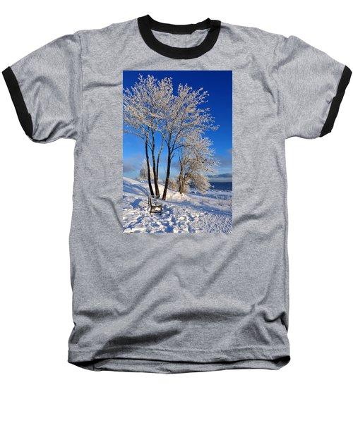 Hoarfrost  Baseball T-Shirt