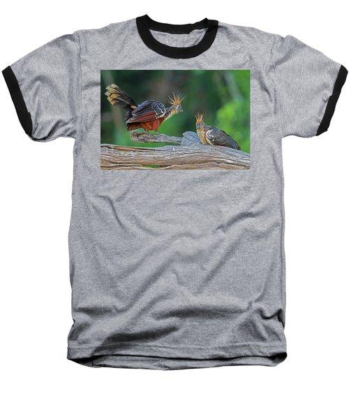 Hoatzins Baseball T-Shirt