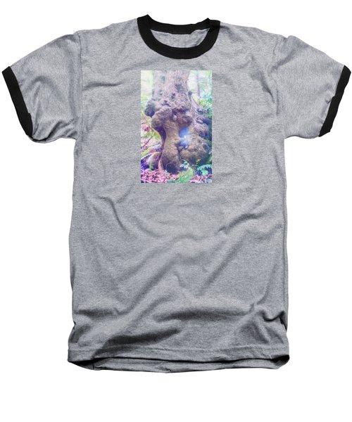 Baseball T-Shirt featuring the photograph Hobbit House by Jean OKeeffe Macro Abundance Art