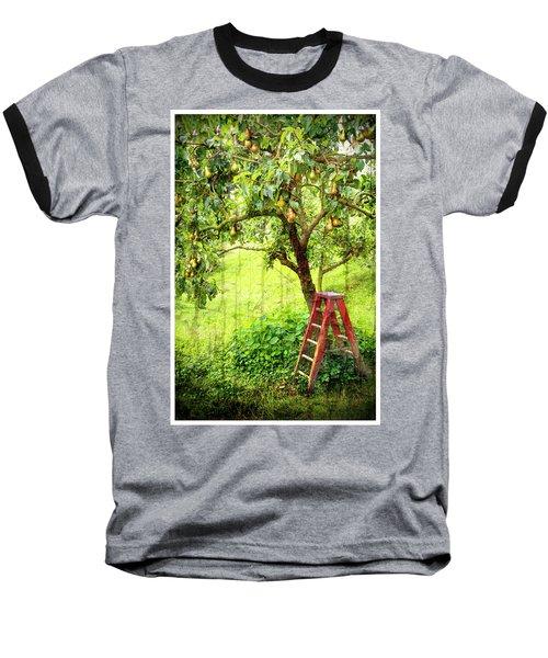 Hobbit Pear Tree Baseball T-Shirt