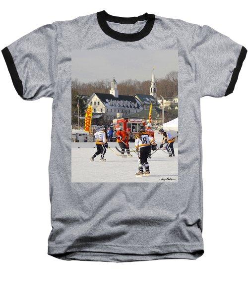 Hockey Baseball T-Shirt