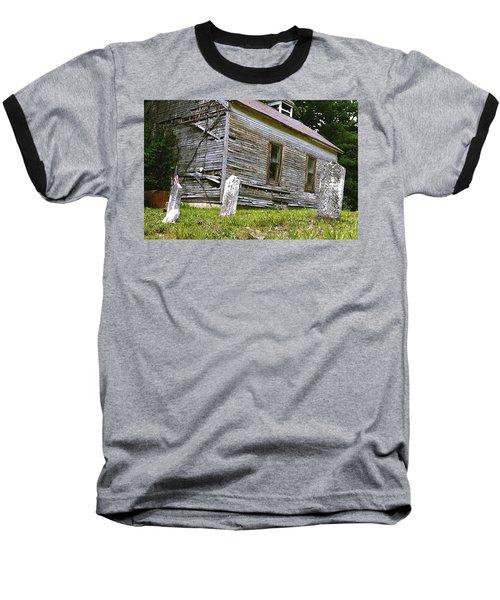 Hocking Hills Church Baseball T-Shirt