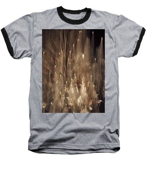 Baseball T-Shirt featuring the photograph Hocus Pocus Out Of Focus by John Glass