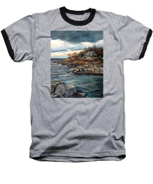 Hodgkins Cove Gloucester Ma Baseball T-Shirt