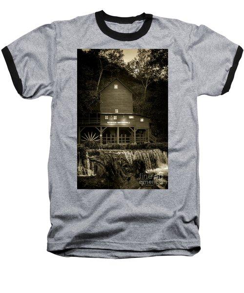 Hodgson Gristmill Baseball T-Shirt