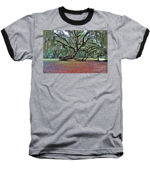 Hofwyl-broadfield Plantation2 Baseball T-Shirt