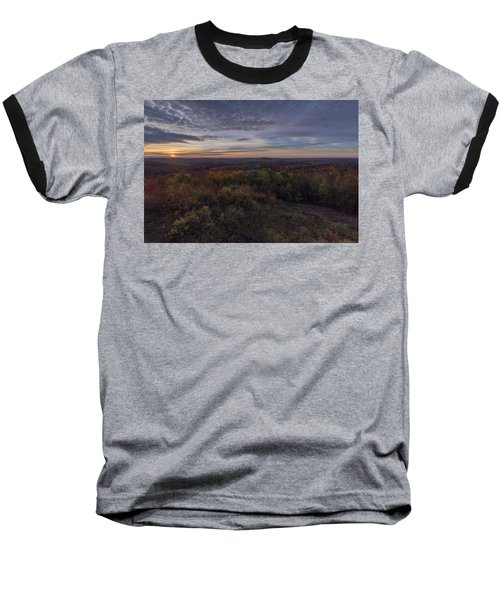 Hogback Morning Baseball T-Shirt