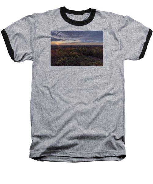 Hogback Morning Baseball T-Shirt
