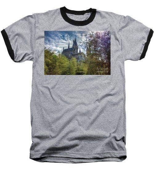 Hogwarts Castle Baseball T-Shirt