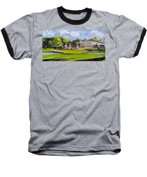 Hole 18 Jcc Baseball T-Shirt