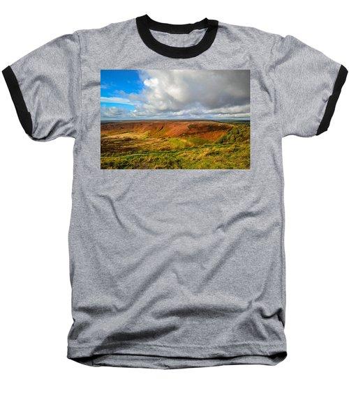 Hole Of Horcum, North York Mores, Yorkshire, United Kingdom Baseball T-Shirt