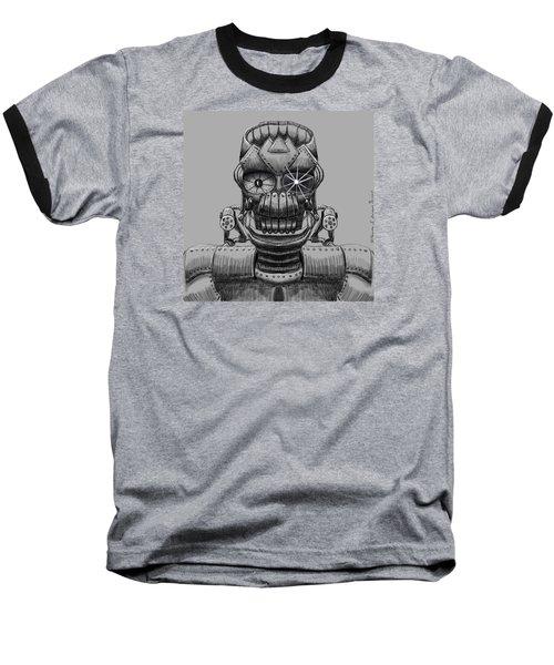 Hole Machine. Baseball T-Shirt