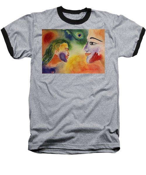 Holi The Festival Of Colors Baseball T-Shirt
