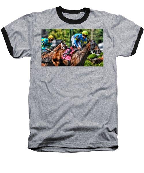 Holiday Bonus W Irad Ortiz,jr Baseball T-Shirt