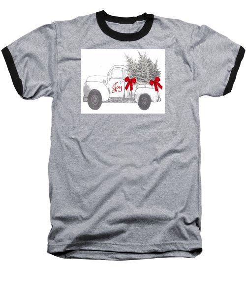 Holiday Joy Chesilhurst Farm Baseball T-Shirt