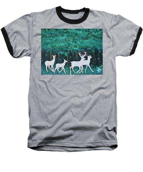 Holiday Season Dance Baseball T-Shirt