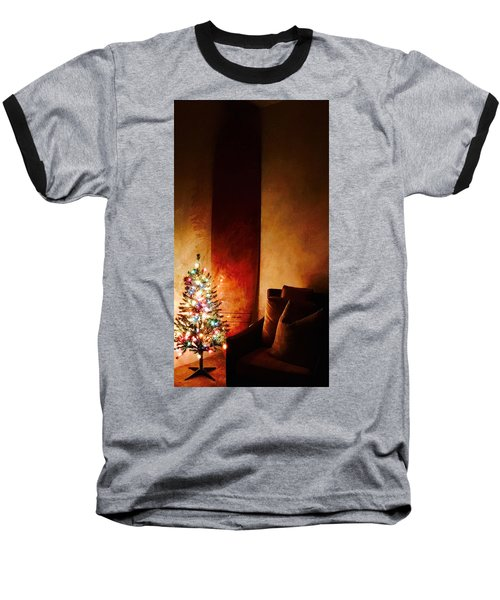 Holiday Surfboard Baseball T-Shirt