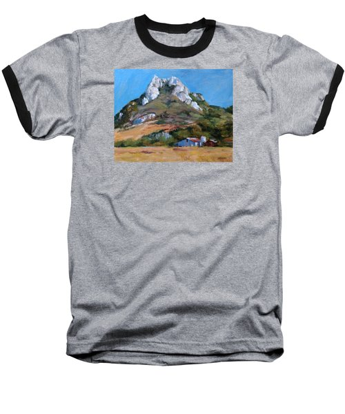 Hollister Peak Baseball T-Shirt