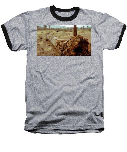Hollow Lines Baseball T-Shirt