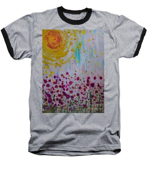 Hollynation Baseball T-Shirt
