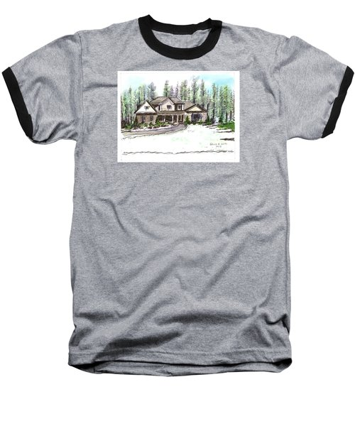 Holly's Place Baseball T-Shirt