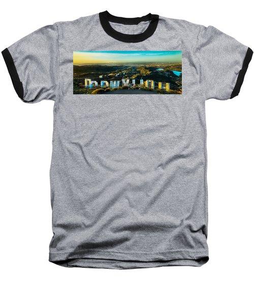 Hollywood Dreaming Baseball T-Shirt